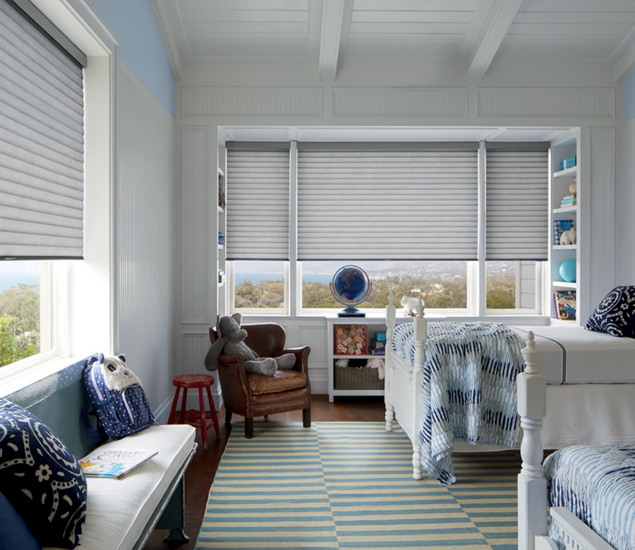 Hunter Douglas sonnette cellular roller shades thermal shades san antonio