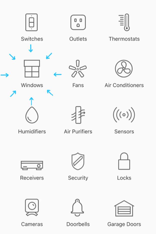 apple homekit accessories