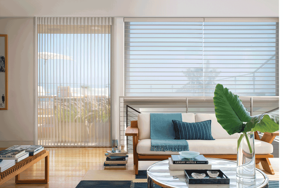 shades that match throughout your San Antonio home