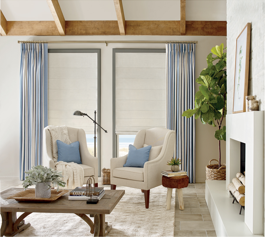 Add a softness to your Texas home with fabrics