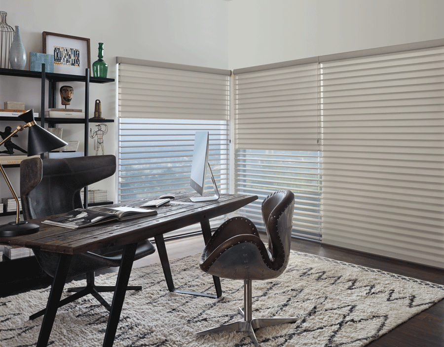 Complete your San Antonio home with Dual Shades.