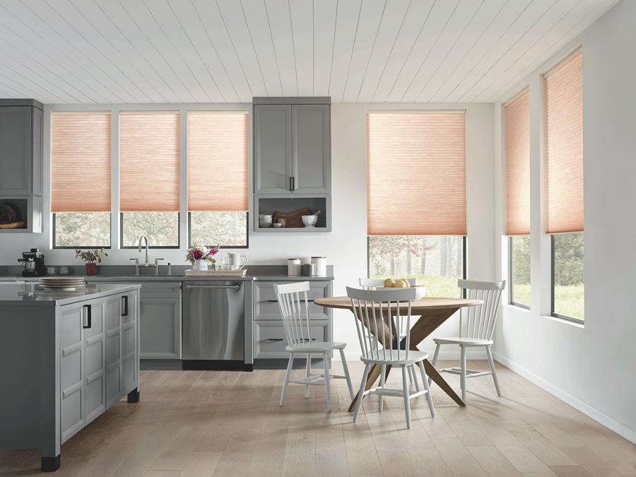 kitchen gray walls with window treatments san antonio texas