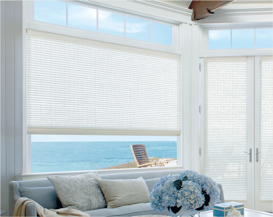 Window Fashions of Texas in San Antonio can help with all your best window treatments for doors needs.