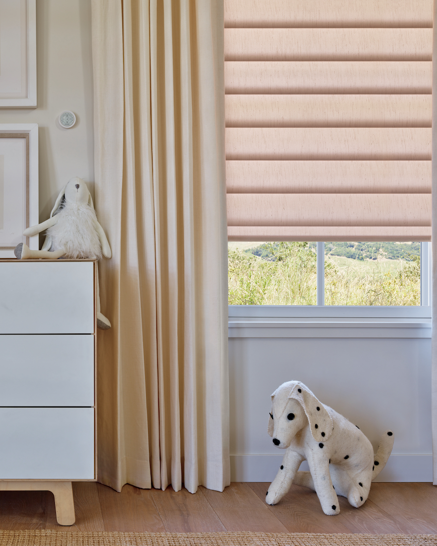 Add motorization to your window treatments in your San Antonio, TX home.