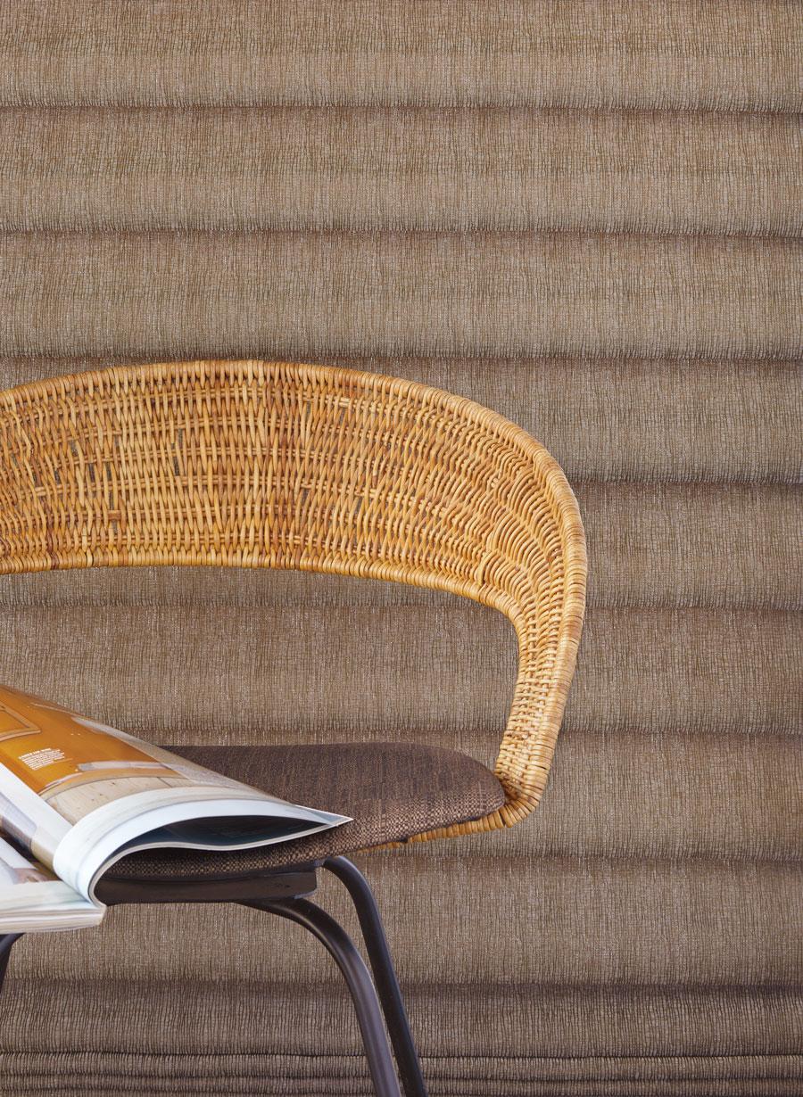 Roman shades at Window Fashions of Texas