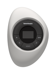 pebble remote control blinds smart shades Hunter Douglas Leander 78641