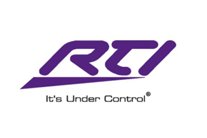 RTI smart home control of Hunter Douglas motorized shades San Antonio