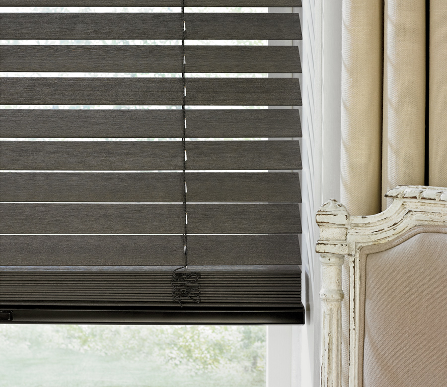close up Hunter Douglas blinds San Antonio