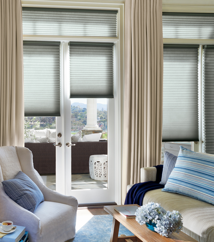 Sliding Glass Door Blinds French Door Window Treatments