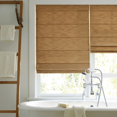 Hunter Douglas design studio roman shades San Antonio