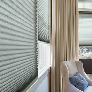 Hunter Douglas duette honeycomb shades San Antonio