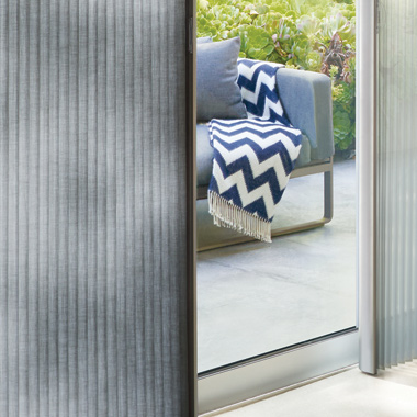 duette honeycomb shades for door duette vertiglide san antonio