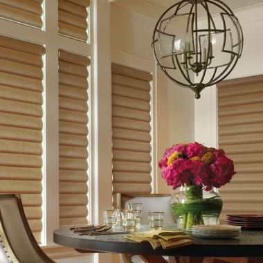 Hunter Douglas pirouette shades San Antonio