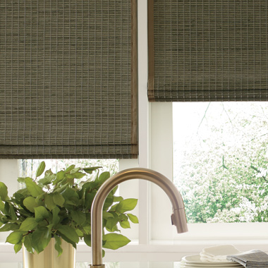 Hunter Douglas provenance woven wood shades San Antonio
