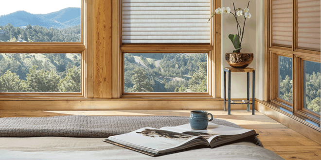 best insulating window treatment Hunter Douglas San Antonio 78249