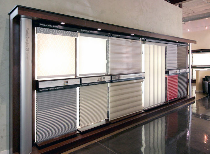 hunter douglas window treatment store San Antonio 78249