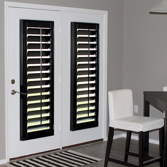 o'hair plantation shutters for glass doors san antonio