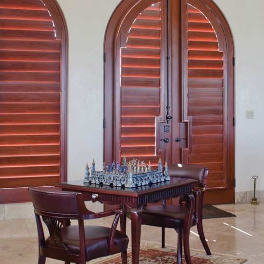 glass door shutters for french doors San Antonio