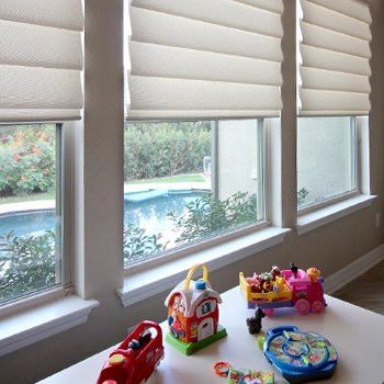 child safe blinds and shades Hunter Douglas san antonio