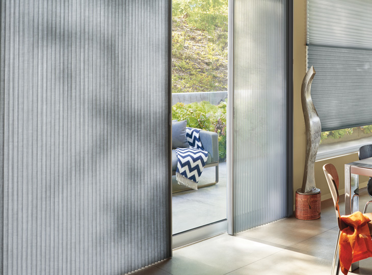 gray honeycomb shades for sliding glass doors san antonio