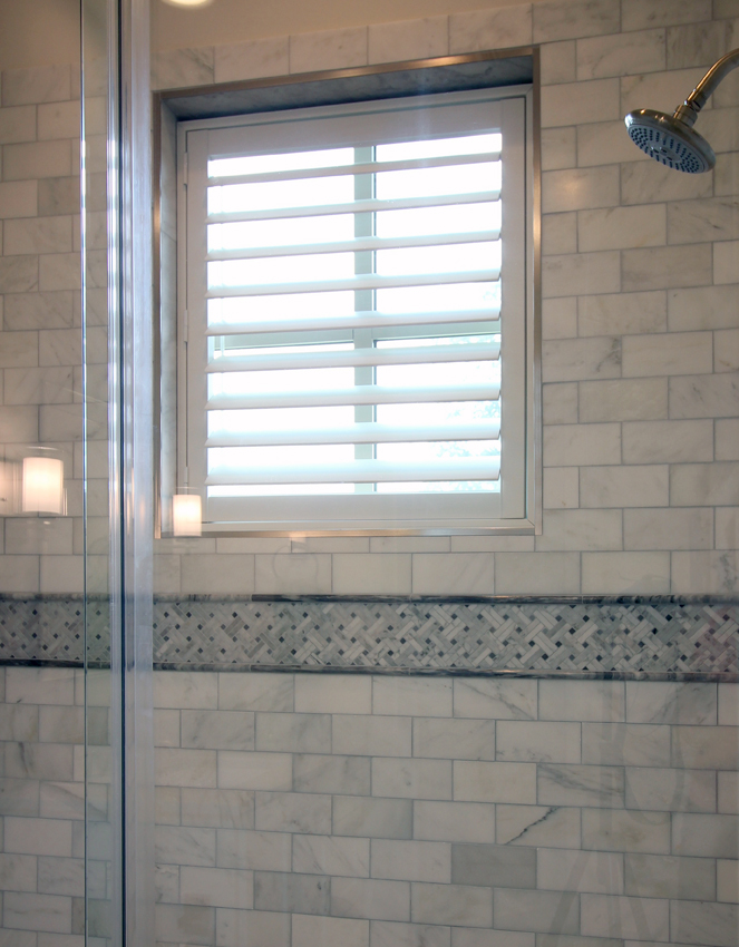 shower plantation shutters San Antonio 78249