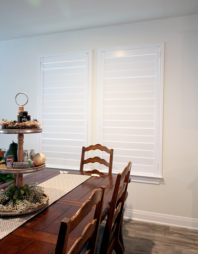white plantation shutters san antonio Tx