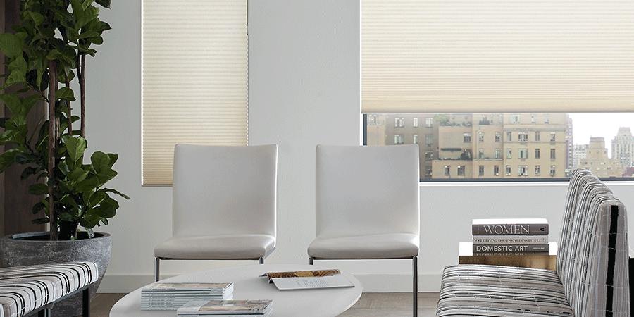 energy efficient window treatments for Denver home