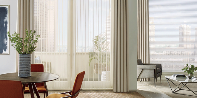 Add the best window treatments for doors to your San Antonio area home.
