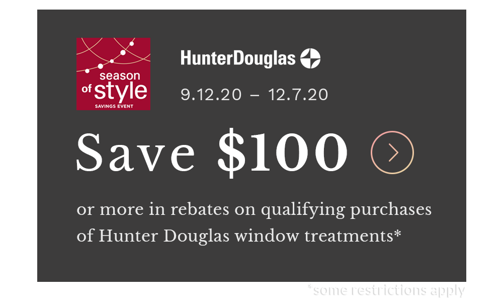 hunter douglas window shades on sale San Antonio TX