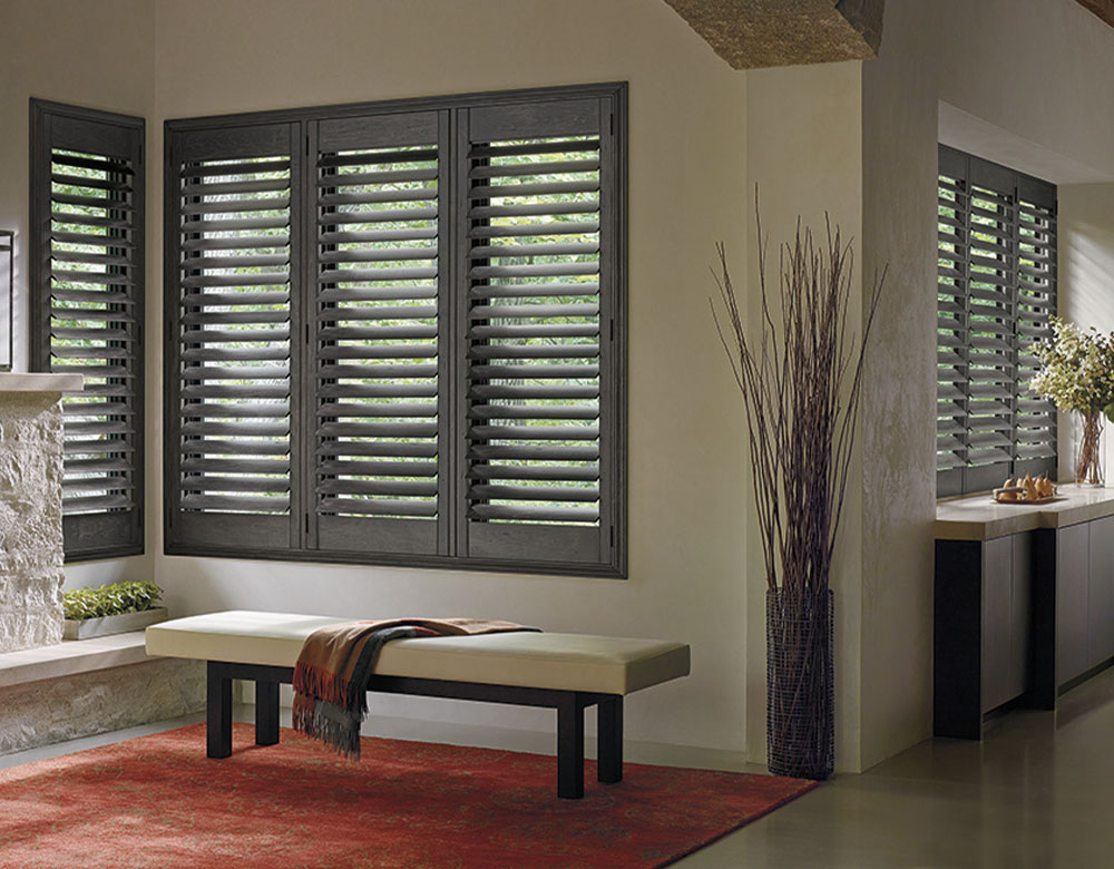 interior wood shutters in San Antonio TX